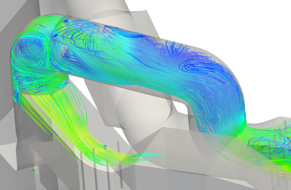 CFD-Engineering Bypass