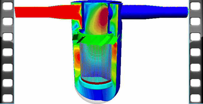 DHCAE Tools CFD-Anwendungs-Videos