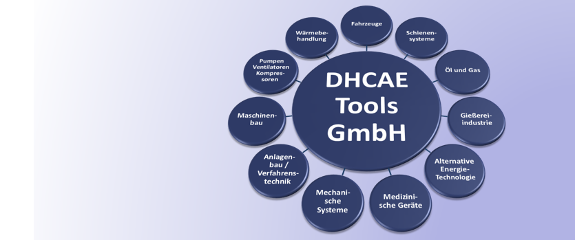 DHCAE Tools Referenzen